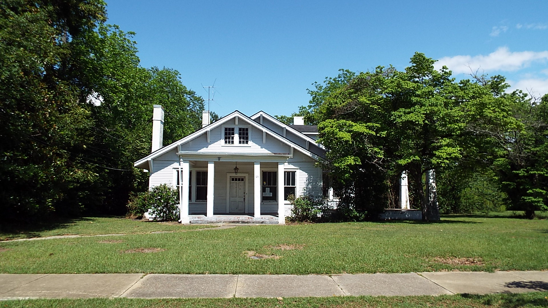 COMING SOON . . . Camilla, GA – Historic home in downtown district!