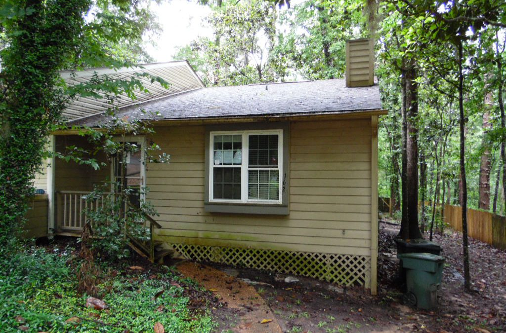 TERRIFIC STARTER OR DOWNSIZING HOME – TALLAHASSEE, FL