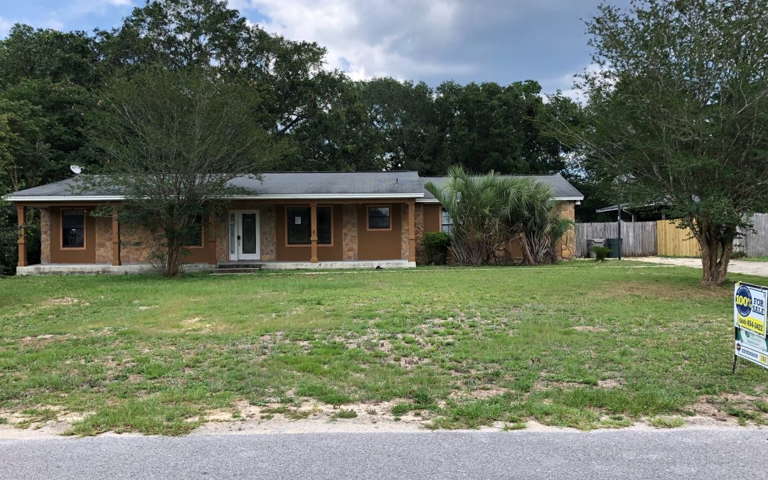 SELLER CONSIDERING ALL REASONABLE OFFERS! PENSACOLA, FL. VIRTUAL OPEN HOUSE – JULY 10